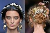 اکسسوری های مو مخصوص عروس ایرانی