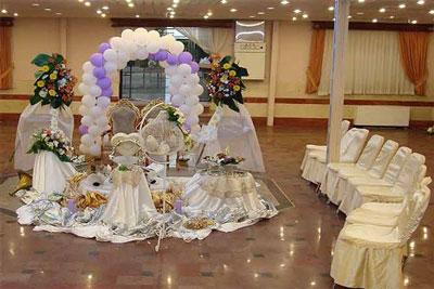 برگزار کردن بهترین مراسم عروسی