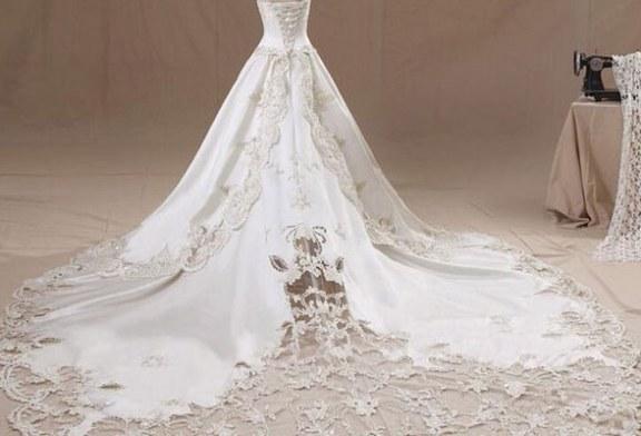 بهترین و با کلاس ترین مزون لباس عروس در تهران