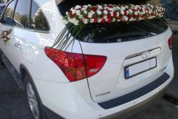 تزیینات ماشین عروس۲۰۱۸