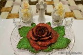 تزیین ظرف حنا عروس