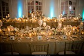 راهنمای میز شام عروسی