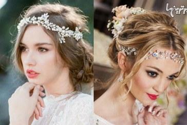 زیباترین مدل موی عروس۲۰۱۷