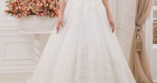 شیک ترین لباس عروس های آستین دار سال96