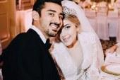 عکس های دیده نشده از عروسی رضا قوچان نژاد و سروین بیات