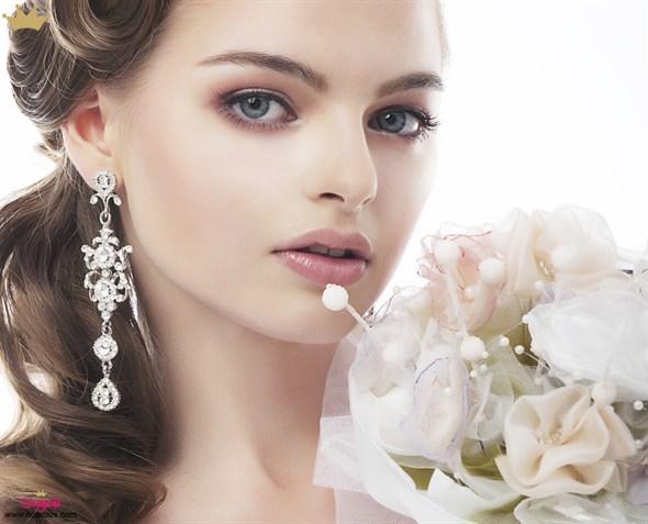 ماندگاری آرایش عروس