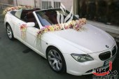 مدل تزیین ماشین عروس جدید سال ۲۰۱۷