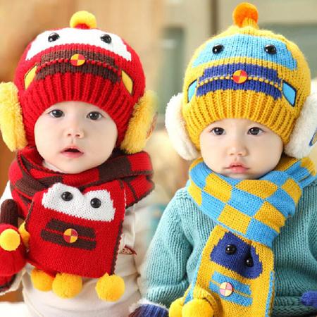 مدل شال و کلاه نوزادی جدید