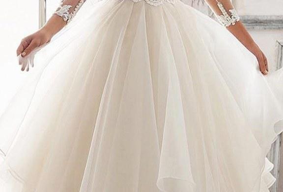 مدل لباس عروس بسیار شیک و جذاب۲۰۱۸