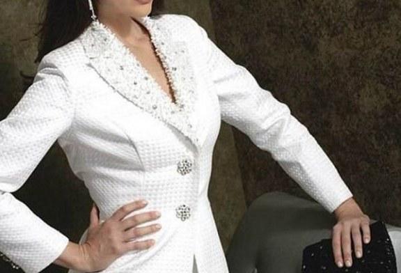 مدل لباس عقد برای عروس