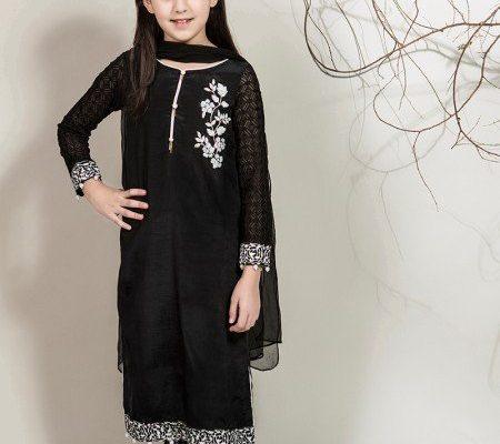 مدل لباس مجلسی دخترانه پاکستانی Mariab