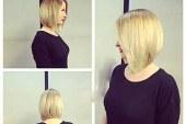 مدل مو زنانه برای صورت گرد