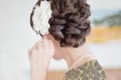 مدل مو عروس اروپایی۲۰۱۷