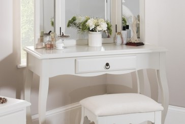 مدل میز آرایش سلطنتی عروس