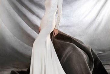 مدل های لباس عروس ۲۰۱۷ اروپایی