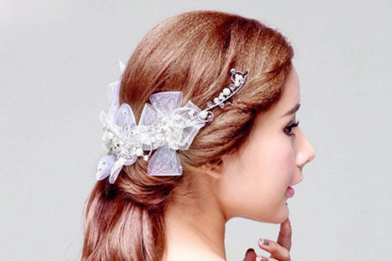 مدل گل سرهای عروسی