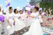 مسابقه دوی عروس ها در پکن