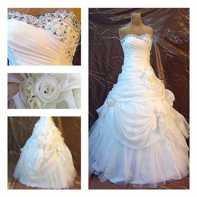 نکاتی مهم برای انتخاب لباس عروس