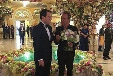 عکس گران ترین عروسی جهان