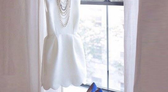 مدل پیراهن های مناسب فصل تابستان برای نو عروس