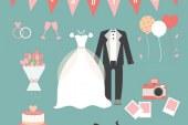 گام های اساسی برای برگزاری تشریفات عروسی