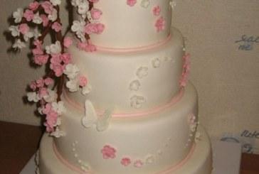 مدل کیک عروسی سال ۱۳۹۵