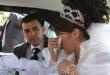 کتکزدن عروس بدست داماد در شب عروسی