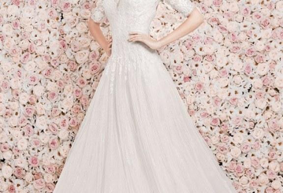 ژست عروس و لباس عروس – ایده های عکس زیبا از فیگور و ژست عروس