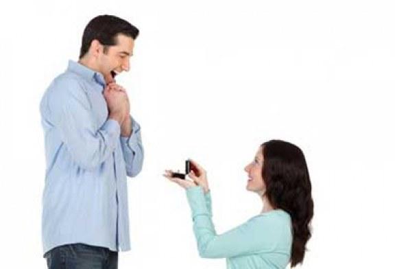 پیش قدم شدن دختران در ازدواج