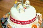 مدل کیک روز پرستار
