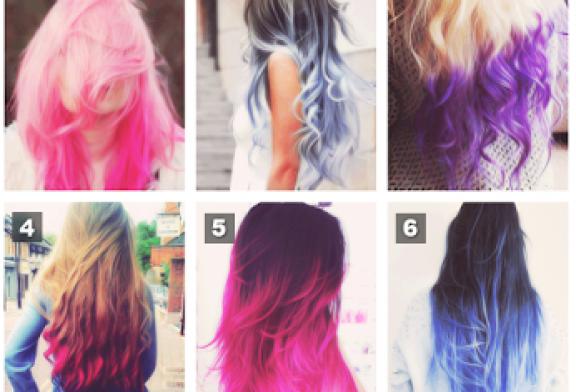 کدوم هایلایت مو رو می پسندین؟