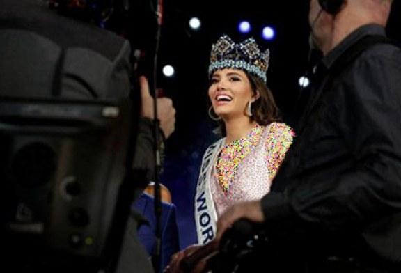 عکس مراسم دختر شایسته ۲۰۱۶ Miss World