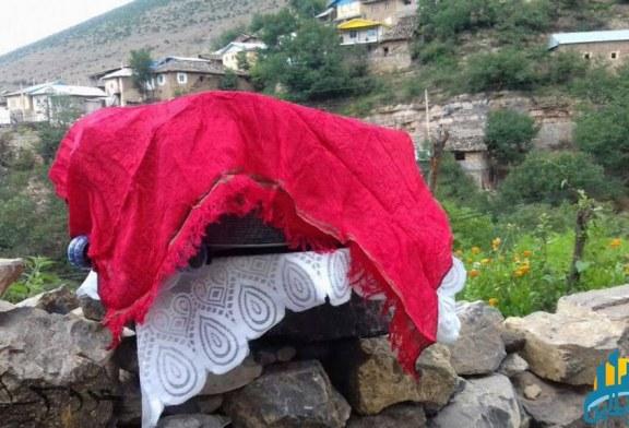 عکس جشن عروسی سنتی در دهکده کوهستانی نیچکوه