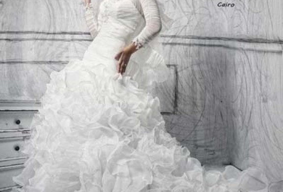 لباس عروس باحجاب۹۵و۹۶