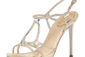 مدل کفش عروس تابستانی