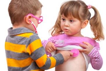 بیداری جنسی در کودکان
