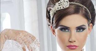 مدل آرایش عروس،جدیدترین مدل آرایش عروس