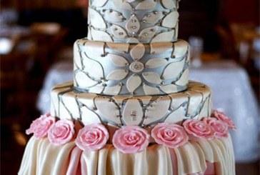 نمونه کیک عروسی۹۵