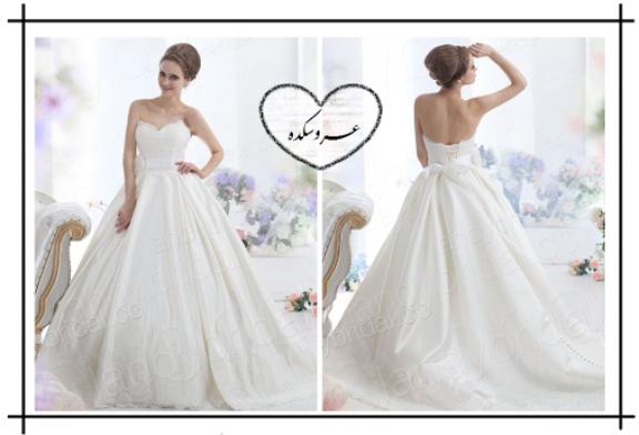 یه عالمه مدلهای لباس عروس متنوع