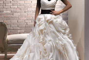 عروس ایرانی با لباس زیبا ۲۰۱۴ از عروس سایت