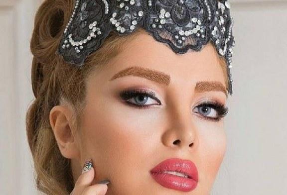 مدل آرایش عروس ایرانی ۱۳۹۶