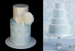 کیک های عقد و عروسی شیک،تزیین کیک های عقد و عروسی