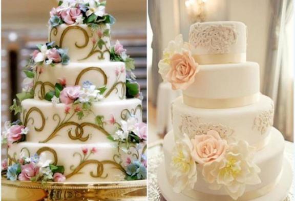برای کیک عروسی بگو چپ یا راست ؟