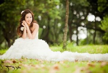لباس عروس جذاب و رویایی شماره ۱