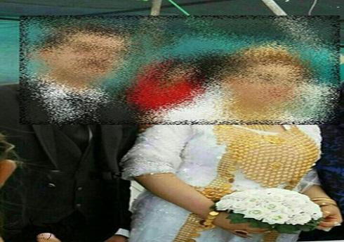 تصاویر عروسی خاص با ۸ میلیارد تومان هدیه هشت هزار نفر مهمان
