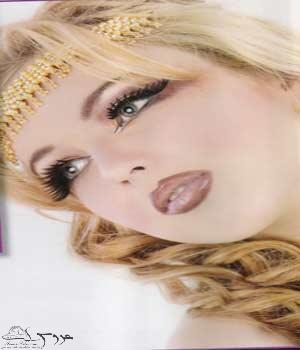 آرایش عروس