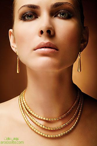 عکس طلا و جواهرات مصری