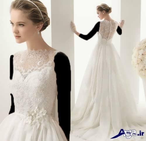 مدل لباس عروس شیک و جذاب