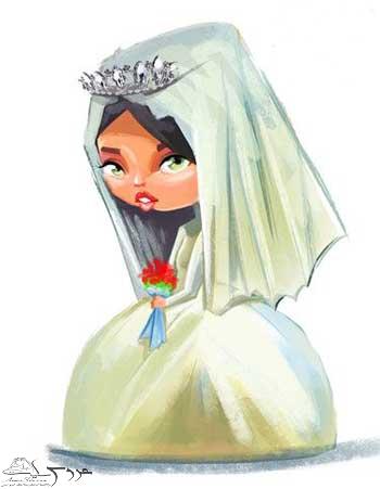 نکتههای مهم برای آرایش عروس