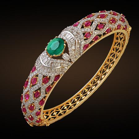 مدل انگشترهای جواهر هندی,شیک ترین جواهرات هندی